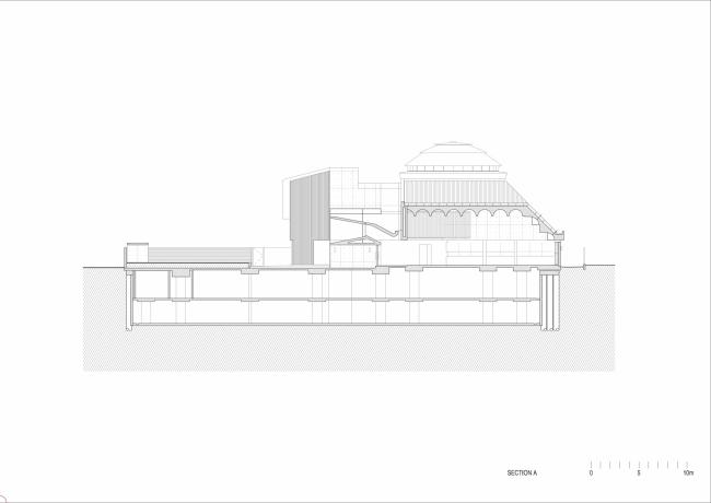 Мечеть района Панчбоул © Candalepas Associates