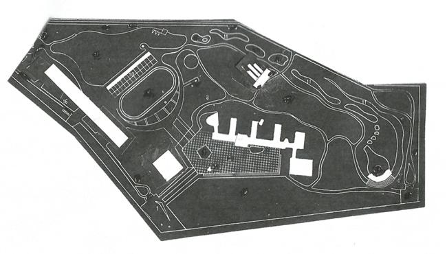 Схема генерального плана