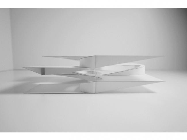 Центр инноваций компании Merck. Фото © HENN