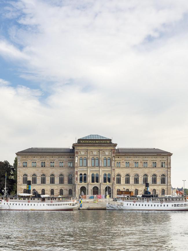 Национальный музей в Стокгольме – реконструкция © André Pihl