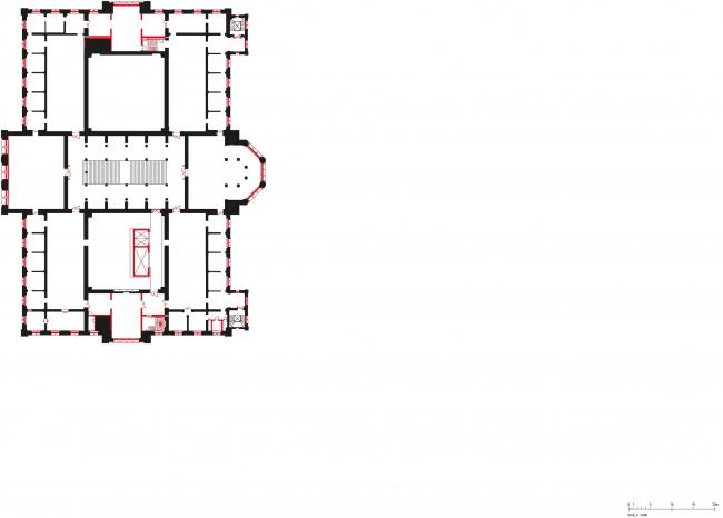 Национальный музей в Стокгольме – реконструкция © Wingårdh Architects & Wikerstål Architects