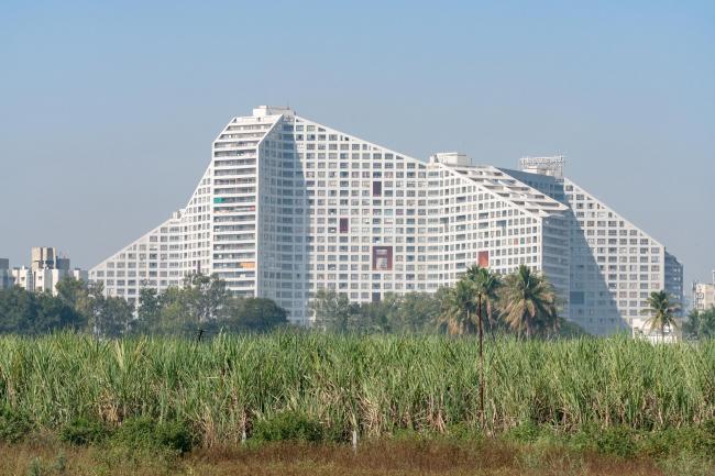 Жилой массив Future Towers