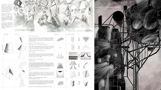 Проект «Фокусы с формами света» © Анастасия Маслова, изображение предоставлено VELUX