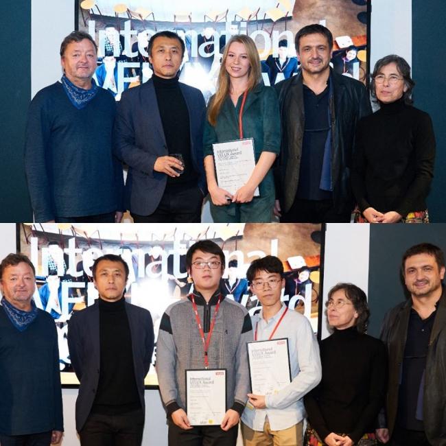 Победители конкурса International VELUX Awards 2018. Изображение предоставлено VELUX