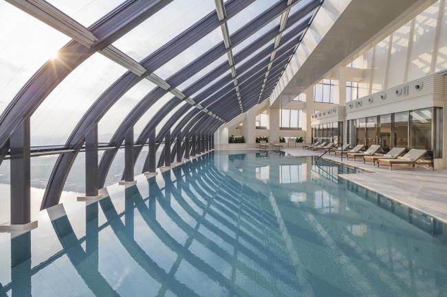 Нанкинский международный юношеский культурный центр. Фото © Jumeirah Hotels