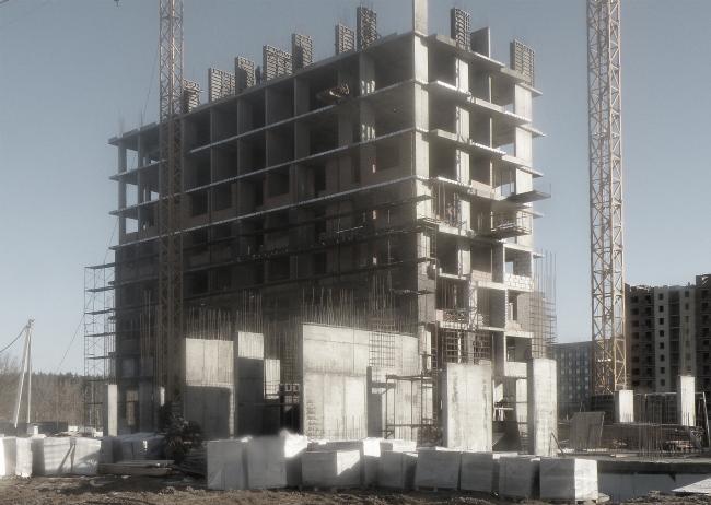 Жилой комплекс «Преображение» в деревне Мостец © АТОМ аг + А-ГА