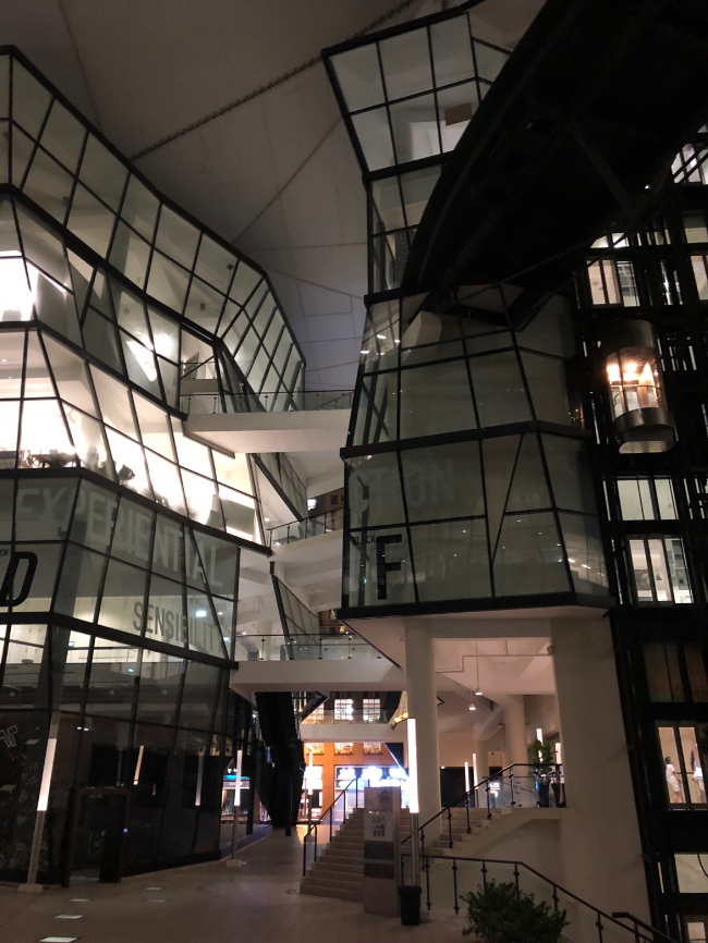 Сингапур – кампус в городе