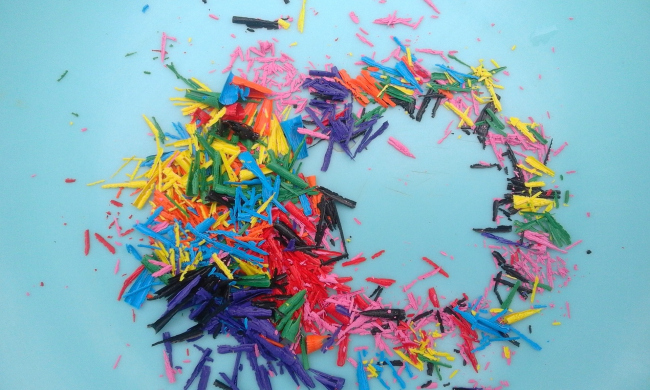 Crayons. Изображение находится в свободном доступе. Автор AlaitzZabaletaSarobe