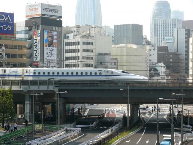 Токио. Многоуровневый город © предоставлено SYNCHROTECTURE