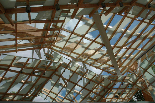 Летний Павильон Галереи Серпентайн 2008 Фото © WAN