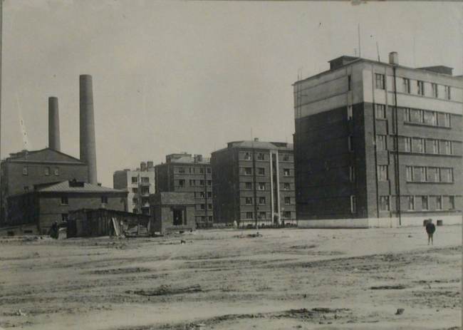An archive photo, 1930. Source: http://theconstructivistproject.com