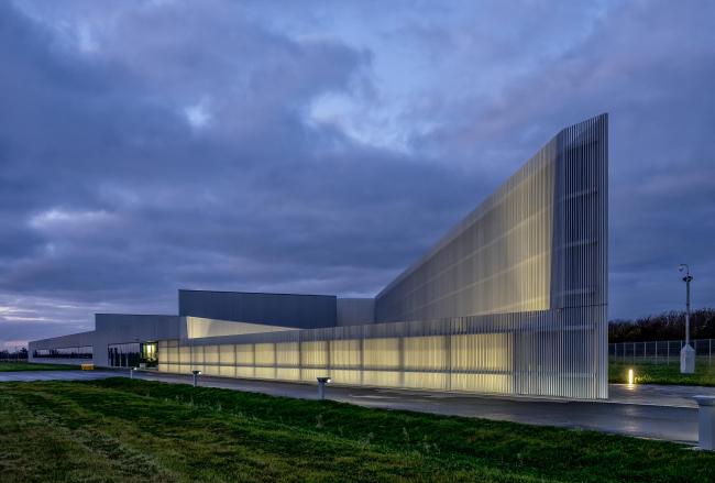 Nucleus, архив гражданской ядерной энергетики и графства Кейтнесс, в Уике. Фото © broad daylight ltd. Предоставлено RIAS
