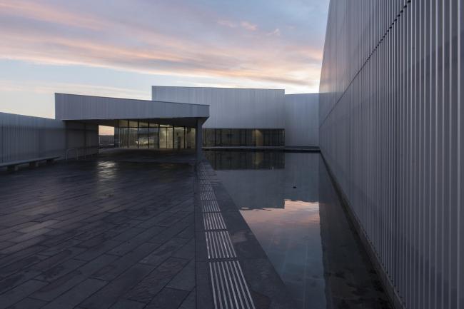Nucleus, архив гражданской ядерной энергетики и графства Кейтнесс, в Уике. Фото © Reiach and Hall Architects. Предоставлено RIAS
