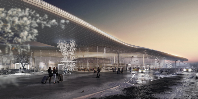 Аэропорт в Геленджике © Archivio Fuksas