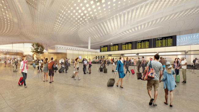 Аэропорт в Геленджике