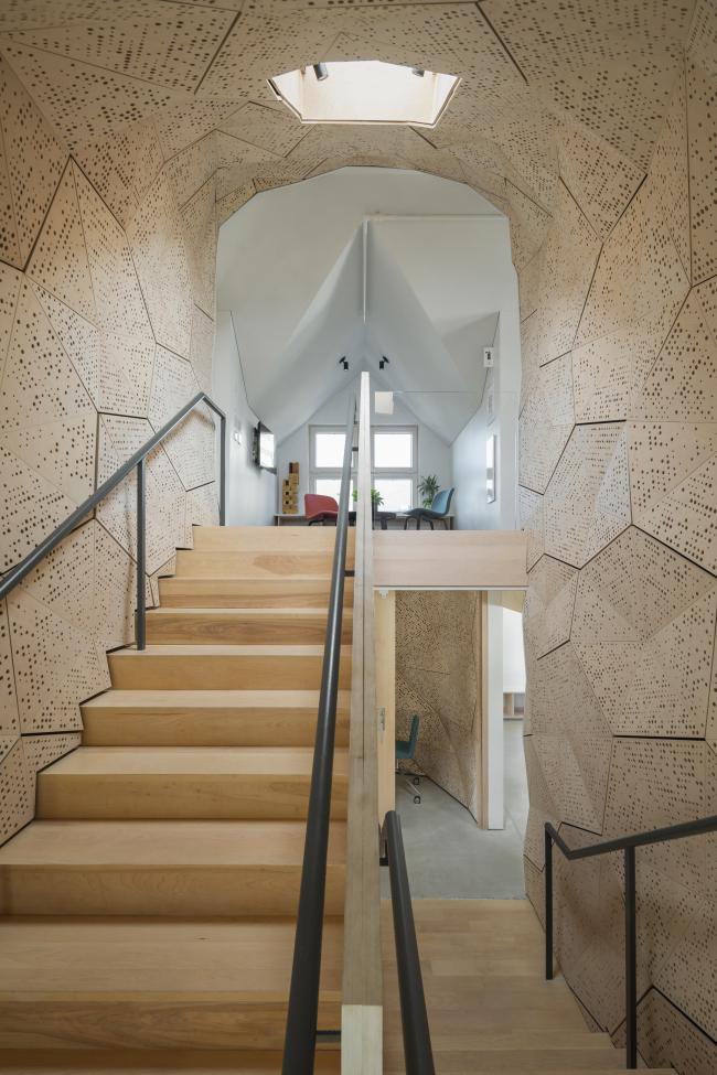 HouseZero. Фотография © Harvard Center for Green Buildings and Cities / Michael Grimm