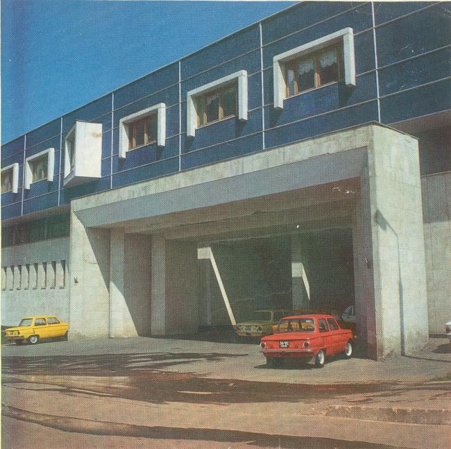 Институт проблем механики на проспекте Вернадского