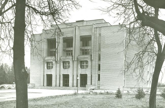 The health center in Voskresensk