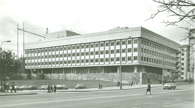 The Cinema Center and the Hungarian Trade Mission on the Krasnaya Presnya