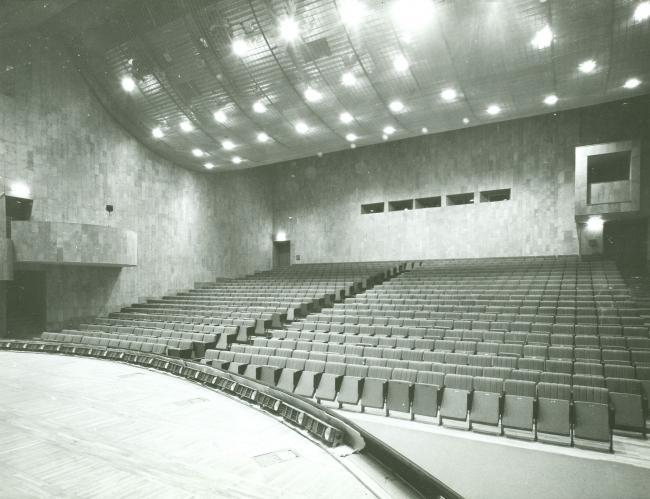 Киноцентр и Венгерское торгпредство на Красной Пресне