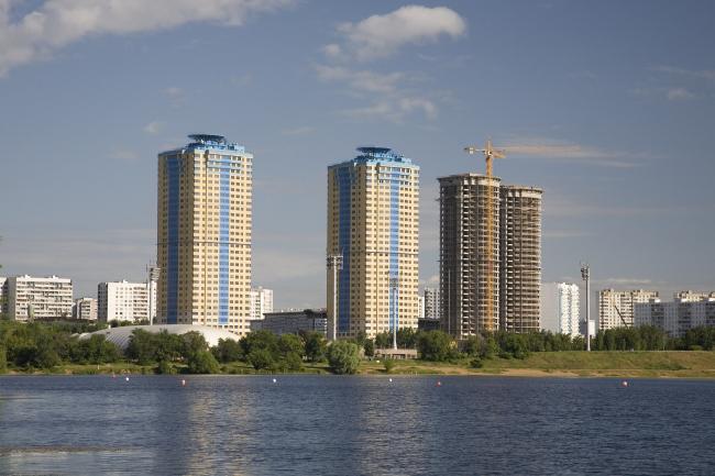 Янтарный город по состоянию на 2008 год. Фотографии авторов
