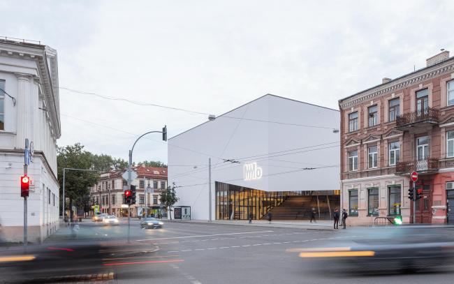 Музей современного искусства MO. Фото © Norbert Tukaj