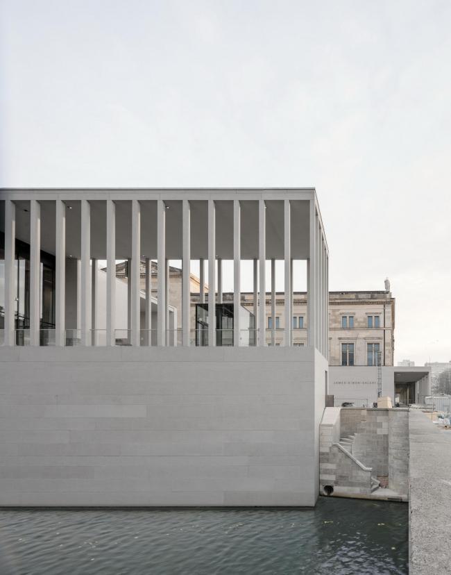 Галерея Джеймса Симона © Simon Menges