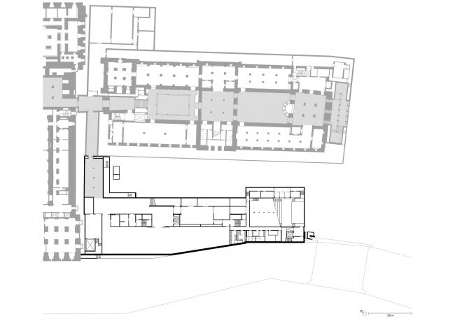 Галерея Джеймса Симона © David Chipperfield Architects