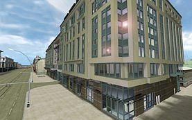 Многофункциональный комплекс САММИТ, комплексная реконструкция гостиницы