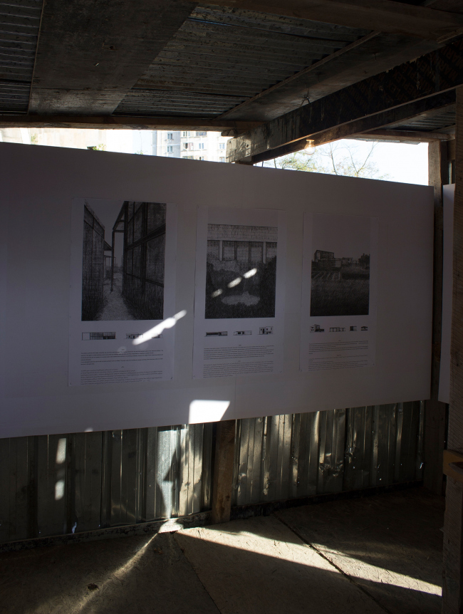 Хухула на первой биеннале архитектуры в Тбилиси © ХОРА
