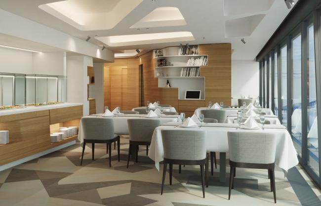 Отель Камчатка. VIP Lounge