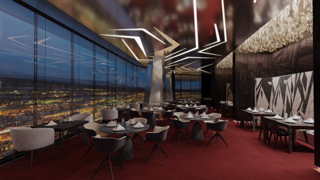 Kamchatka Hotel. The Sky Bar © TOTEMENT/PAPER
