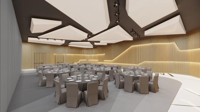 Отель Камчатка. Конференц-холл