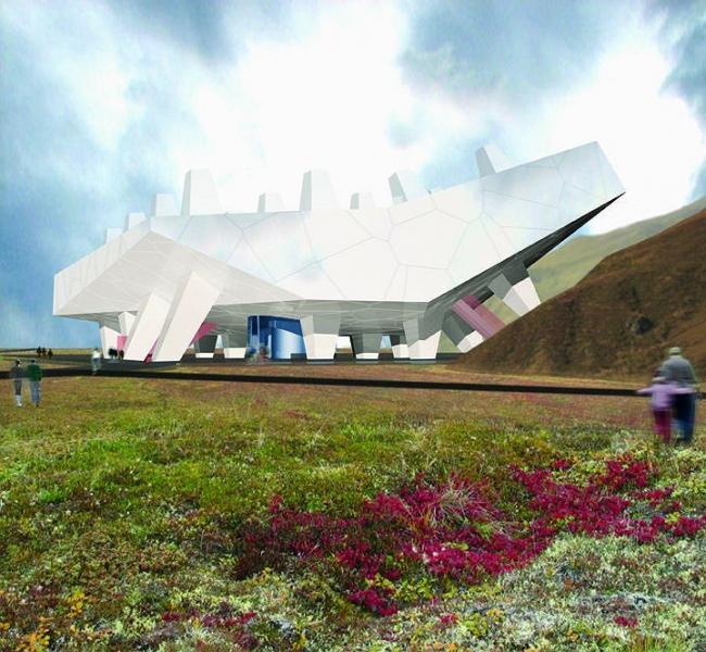 Всемирный музей мамонтов и Вечной мерзлоты