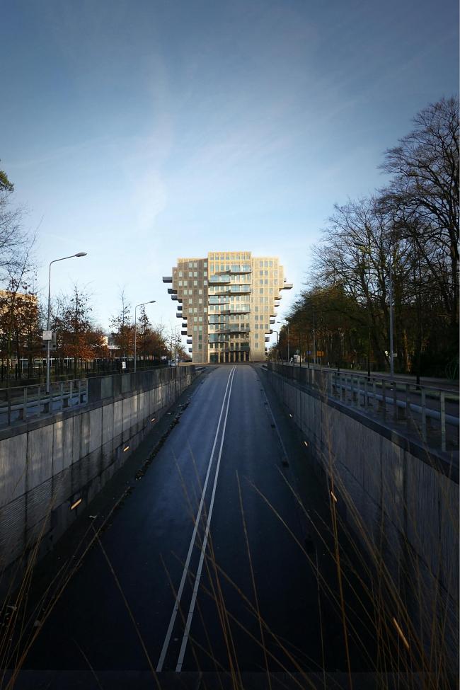 Башня Belvedere © René van Zuuk Achitekten