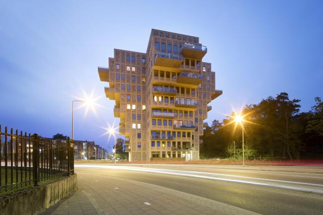 Башня Belvedere © Lisanne Redegeld