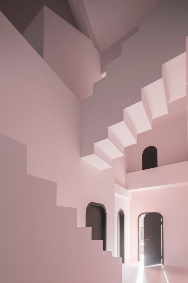 Проект для мини-гостиницы Dream&Maze. Фотография © Chao Zhang