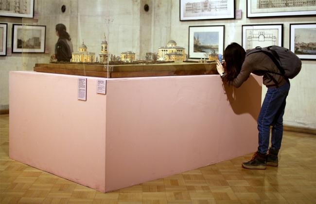 Выставка «Матвей Казаков и допожарная Москва», Музей архитектуры. Фотография: Юлия Тарабарина, Архи.ру