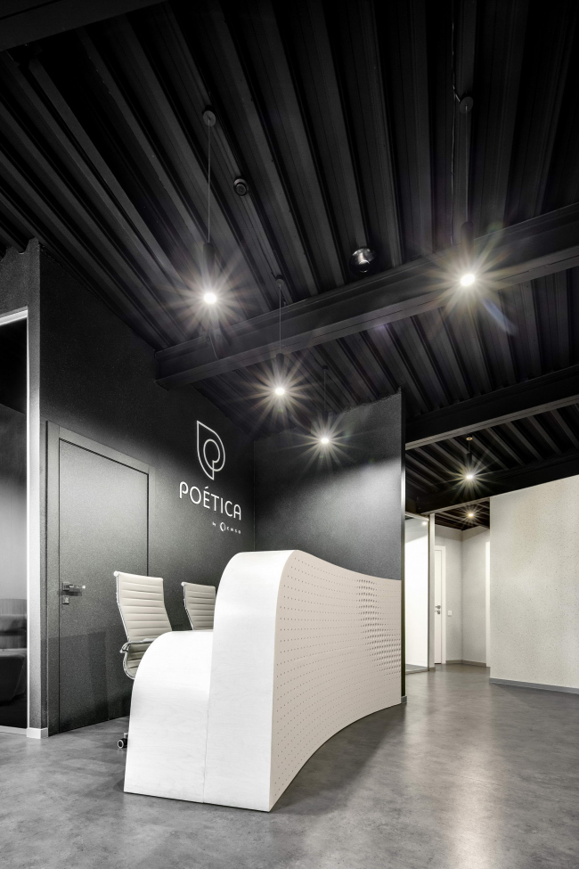 Офис продаж ЖК Poetica © Сергій Нікіфоров