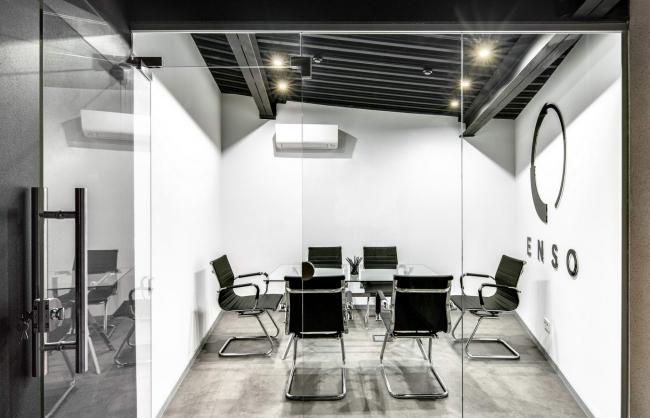 Офис продаж ЖК Poetica © Алік Усік