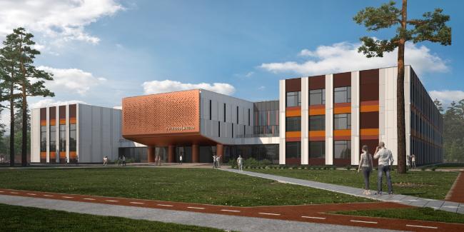 Школа на 550 учащихся, Тучково (МО) /  АРС-СТ. Изображение предоставлено АПМО