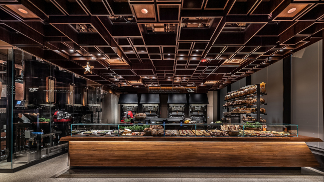 Starbucks Reserve Roastery (NY). Фотография © Matt Glac. Предоставлена Starbucks