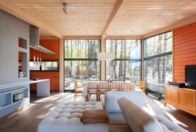 Guest house. Roman Leonidov