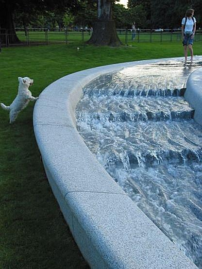 Мемориальный фонтан Дианы, принцессы Уэльской