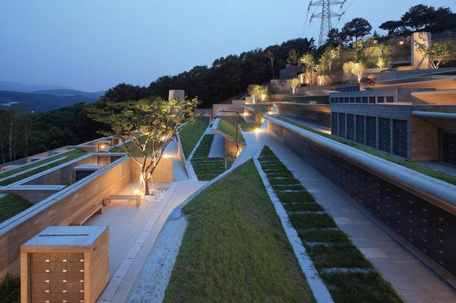 Мемориальный парк Сиан © JongOh Kim