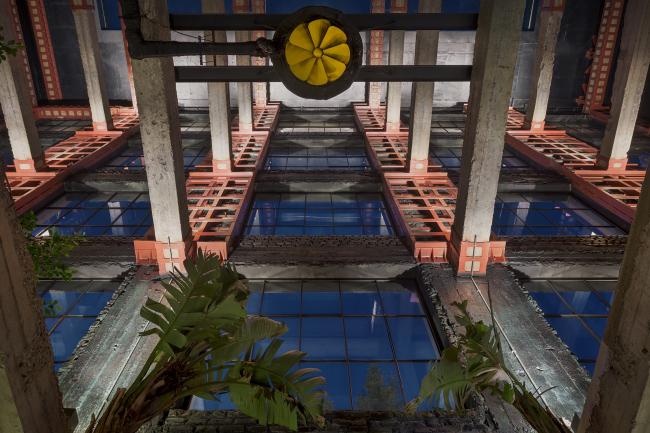 Отель Stamba, Тбилиси. Лобби. Фотография предоставлена компанией Adjara Group