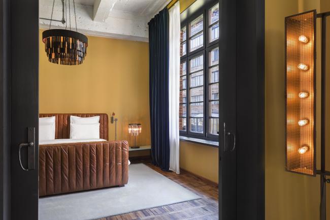 Отель Stamba, Тбилиси. Номера. Фотография предоставлена компанией Adjara Group