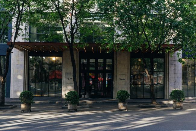 Отель Stamba, Тбилиси. Фотография предоставлена компанией Adjara Group