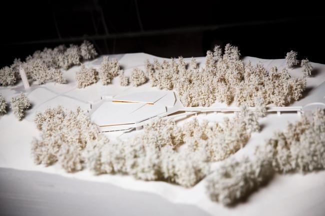 Национальный музей «Мемориал жертв Голодомора». Изображение: Nizio Design International / Dima Taranenko, Philip Dotsenko