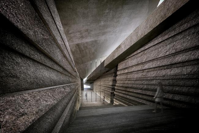 Национальный музей «Мемориал жертв Голодомора». Изображение: Nizio Design International